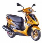 比雅久 TIGRA 150 ABS 彪炫版 (黃金虎)