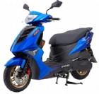 比雅久 TIGRA 150 ABS